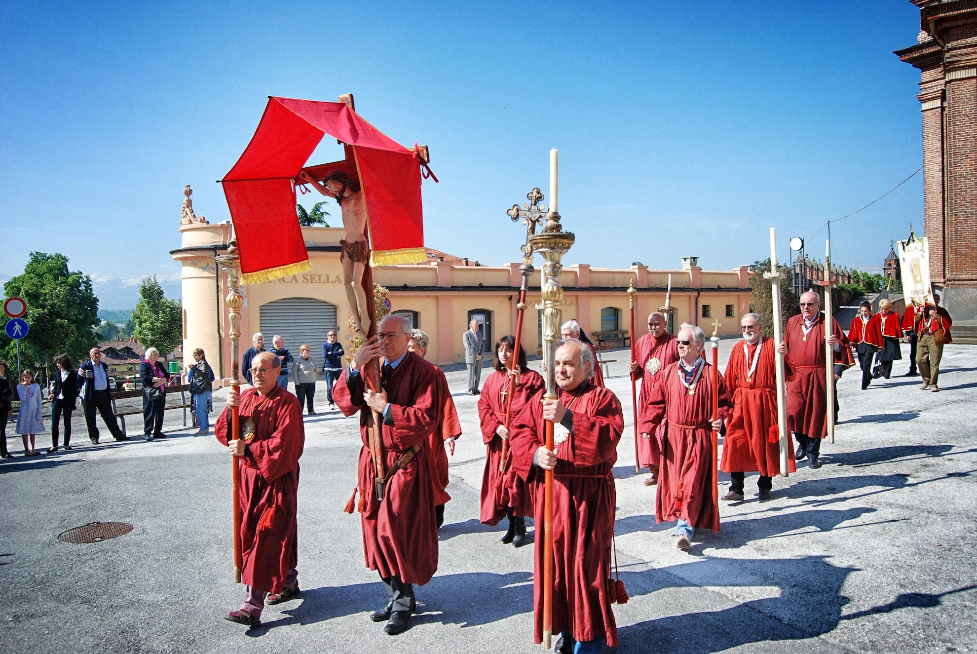 Galleria fotografica della processione di San Giovenale 2011
