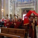 Chiesa della S.S. Trinità - Elezione del Rettore della Compagnia di San Giovenale - Vigilia della Festa del Santo Patrono - 2012